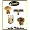 Colonial Bronze - Knobs Collection