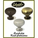 Colonial Bronze - Quickship Knob Collection